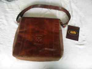 Brand New - Messenger Bag - Real Leather London Ontario image 1
