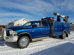 2011 Dodge 5500 Laramie Mechanic Truck