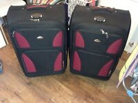 X2 luggage bags - £30 for 2 or make an offer