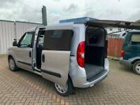 LHD LEFT HAND DRIVE 2011 FIAT DOBLO 1.4 PETROL 5 SEATS CAR / VAN AIR CON