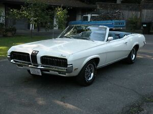 Looking for a 1969-1970 Cougar convertible