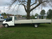 2012 Ford Transit 3.5T T350 XLWB **EXTRA LONG** 20ft Dropside, New Body 1 Owner