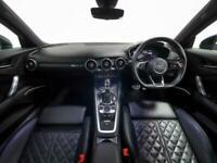 2017 Audi TT 2.0T FSI Quattro TTS Black Edition 2dr S Tronic Auto Coupe Petrol A