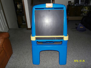 Easel good condition.