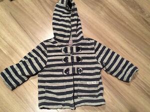 Boys spring jacket Roots 12-18 months