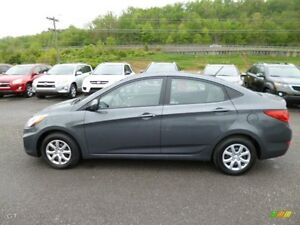 2012 HYUNDAI ACCENT, LOW KMS, LADY DRIVEN, EXT WARRANTY!!!!!