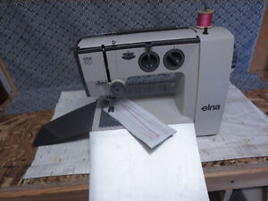 ELNA LOTUS COMPACT SEWING MACHINE