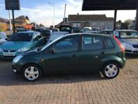 2005 Ford Fiesta 1.4 Zetec Climate 5dr