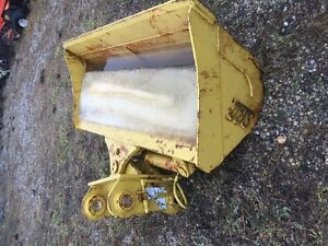 """Ditching Bucket 72"""" Brand New Never Used"""