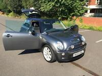 Mini Mini 1.6 Cooper S. (6 SPEED) BMW, MAIN DEALER HISTORY. ONLY 2 OWNERS.