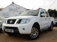 2014 14 Nissan Navara 3.0 dCi V6 Outlaw Double Cab Pickup (EU5) - RAC DEALER