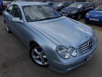 2005 Mercedes-Benz CLK 1.8 CLK200 Kompressor Elegance 2dr