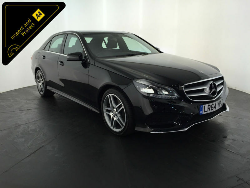 2014 64 MERCEDES-BENZ E250 AMG LINE CDI AUTO 1 OWNER SERVICE HISTORY FINANCE PX