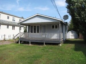 Fixer Upper Home For Sale , NEAR MONCTON HOSPITAL .