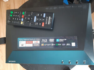 Video blu-ray intelligent  sony