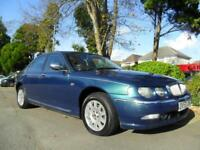 ROVER 75 SE 1.8 2003 COMPLETE WITH M.O.T HPI CLEAR INC WARRANTY