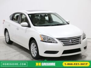 2013 Nissan Sentra SV AUTO MAGS TOIT OUVRANT BLUETOOTH GR ELECT