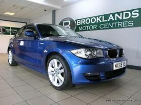 BMW 1 SERIES 120i SE Coupe [2X SERVICES and LEATHER]