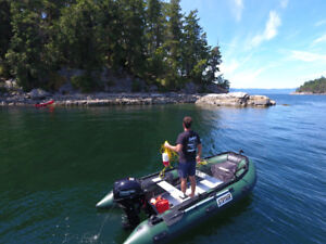 NEW-- Stryker Boats--Canada's Favourite Inflatable Boat