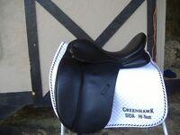 Sanata Cruz Dressage Saddle