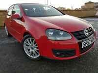 VW GOLF 2.0 TDI GT SPORT 170 BHP WITH FULL SERVICE HISTORY