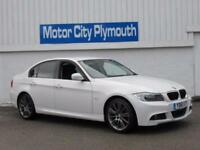 2011 BMW 3 SERIES 318D PERFORMANCE EDITION SALOON DIESEL