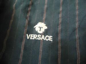Boys Size 4 Versace Long Sleeve Dress Shirt Kingston Kingston Area image 2