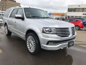 2017 Lincoln Navigator L Select