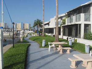 MADEIRA BEACH YACHT CLUB *Waterfront CONDO-JAN,FEB,MARCH 2017