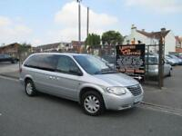 Chrysler Grand Voyager 2.8CRD Limited XS MPV 5d 2776cc auto