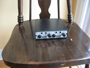 FMR RNP Really Nice Preamp DI stereo box wt inserts $500