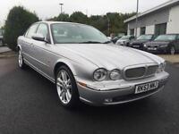 2003 53Plate Jaguar XJ Series 4.2 Super V8 auto XJR