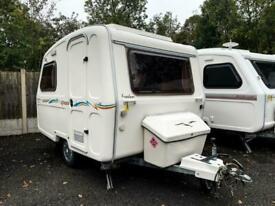 Freedom Microlite Prima D - 3 Berth Ultra Lightweight Caravan