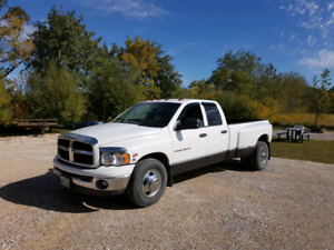 03 Dodge Ram 3500 Laramie Dually