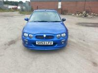 MG ZR 1.4 105 3 DOOR - 2003 53-REG - 11 MONTHS MOT