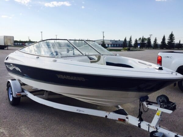 Used 1997 Bayliner capri 1850 cs