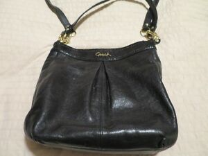 Brand New Black Coach Purse for Sale West Island Greater Montréal image 3