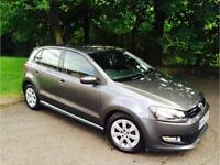 2010 Volkswagen Polo 1.2 TDI BlueMotion Tech 5dr