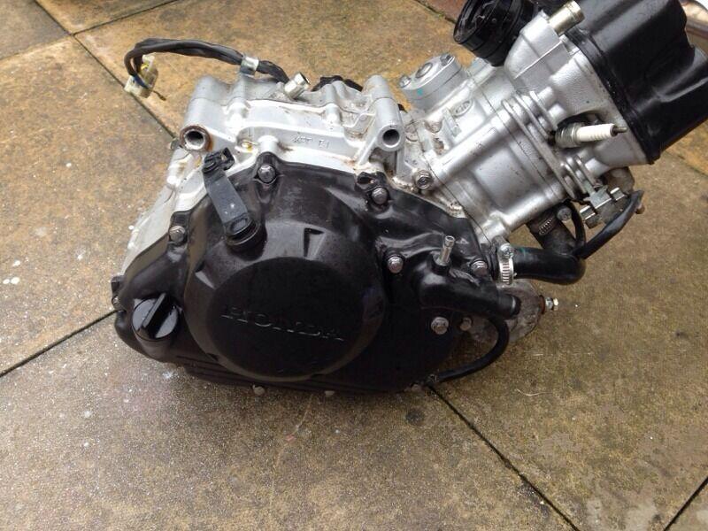 125 Engine