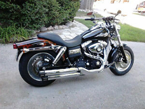 2008 Harley-Davidson Dyna Fat Bob (Price Reduced)