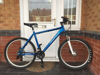BARGAIN. CARRERA VULCAN. TOP BRAND MOUNTAIN BIKE