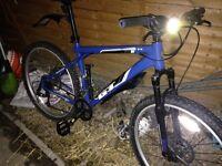 Gt bike with disk break