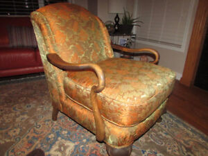 Antique Victorian armchair  mid19th Century MOVING out of provin