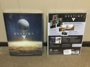 Destiny limited edition strategy guide