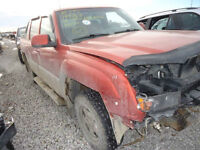 2002 Chev Avalanche for Parts