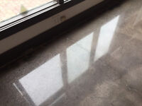 Polished Concrete starting as low as $3/sq.ft installed*