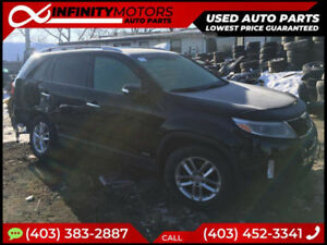 2011 KIA SORENTO FOR PARTS PARTING OUT CARS CAR PARTS
