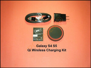 Galaxy S4 S5.... Qi Wireless Charger Kit