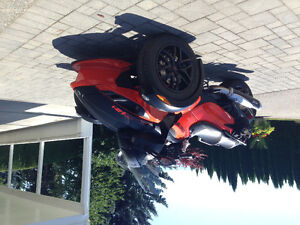 2012 Can Am Spyder RS-S SE5
