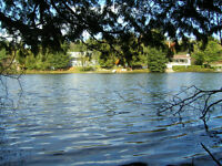 Land for sale on the waterfront